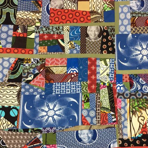 Freies Patchwork | Gina Niederhumer, Ö/Südafrika | @ Textiles Zentrum Haslach