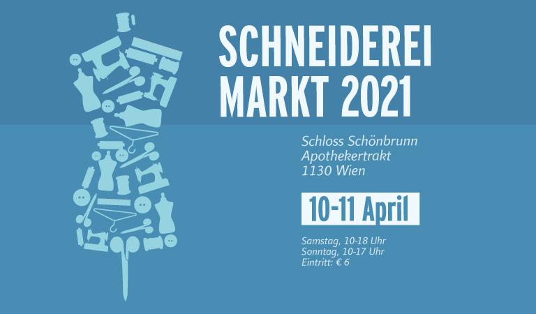 SCHNEIDEREI-MARKT 2021 @ Schloss Schönbrunn Apothekertrakt