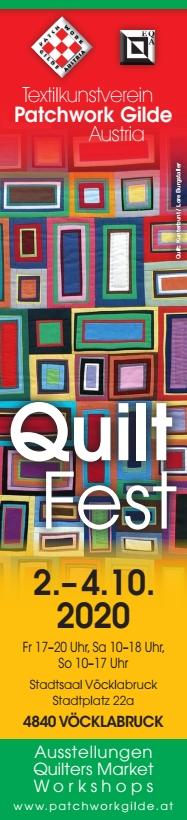 Quilt-Fest 2020 @ Stadtsaal Vöcklabruck